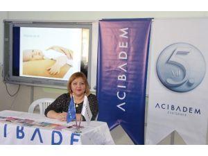 Kadınlara Yönelik 'Kadın Sağlığı Ve Hijyen' Sağlık Söyleşisi