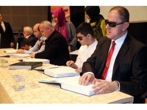 Görme Engellilerin Kur'an-ı Kerim Öğrenme Heyecanı