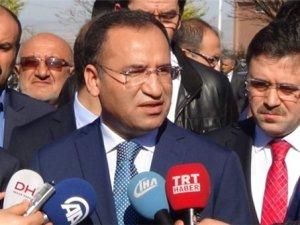 Bozdağ'dan Ankara saldırısı ile ilgili açıklama