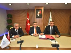 Trabzon'da Yüksek Teknolojik Ürünler Üretilecek