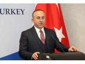 """Dışişleri Bakanı Çavuşoğlu: Kerry """"YPG güvenilmez"""" dedi"""