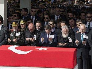 Ankara'daki saldırıda yaşamını yitirenler için tören düzenlendi