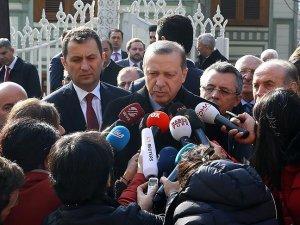 Erdoğan'dan Batı'ya sert eleştiri