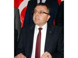 MHP'li Türker: Vatan hainleri hiçbir zaman emellerine ulaşamayacaktır