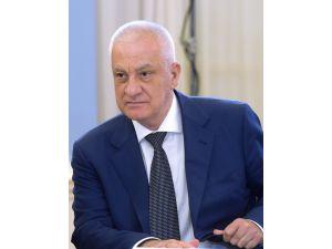 Kuzey Osetya-Alanya Cumhurbaşkanı Aguzarov hayatını kaybetti