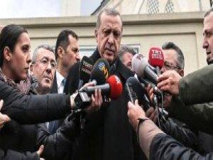Erdoğan: Beni Kirby ile Muhatap Etmeyin, Obama'yla Görüşeceğim