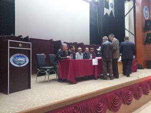 Develi Süt Üreticileri Birliği Başkanı Cezmi Hodul Güven Tazeledi
