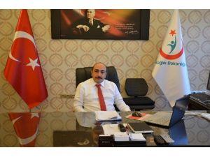 Mehmet Akif İnan'a Yeni Başhekim Atandı