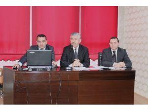 Sungurlu'da Okul Müdürler Kurulu Toplantısı Yapıldı