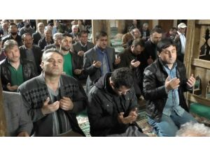 Beyşehir'de Şehitler İçin Mevlit Okutuldu
