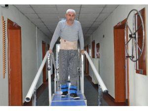 Tatvan'da Vatandaşlar Fizik Tedavi İle Şifa Buluyor