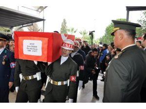 İzmir Şehitlerini Uğurladı
