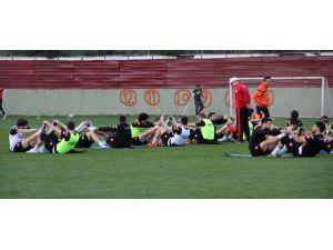 Adanaspor, Balıkesirspor maçına hazır