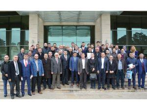 AK Parti Ortahisar İlçe Başkanı Altunbaş'tan Kılıçdaroğlu'na Suç Duyurusu
