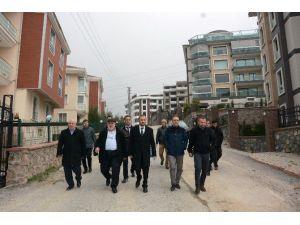 Mahalle Gezisi Hacıhızır'da Devam Etti