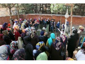 Çankırı'da 572 Yıl Önce Başlatılan Cüzhan Geleneğini Devam Ettiriliyor