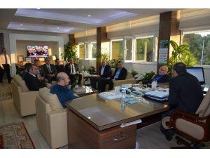 Enerji Bir -Sen'den DSİ'ye Ziyaret