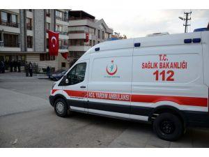 Çöken binada şehit olan şehidin acı haberi Ankara'daki baba ocağına ulaştı