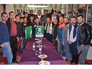 TFF Yönetim Kurulu Üyesi Koşar'dan Maltaspor'a Ziyaret
