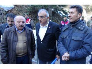 CHP'li Sarıbal, Artvin Valisi'ni istifaya çağırdı