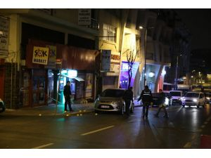 MHP'liler arasında çıkan arbedeyi polis önledi