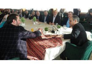 AK Parti Vezirköprü Teşkilatının Ankara Çıkarması