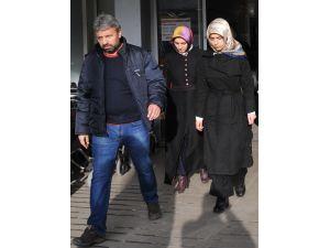 Samsun'da gözaltına alınan 8 kişi adliyeye sevk edildi