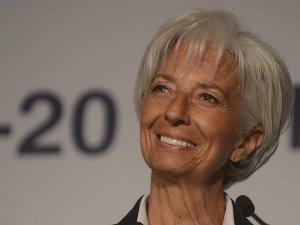 Lagarde yeniden IMF Başkanlığına seçildi