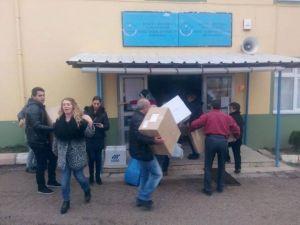 Bakırköy Belediyesi Gölyaka'da 40 Çocuğa Sevindirdi
