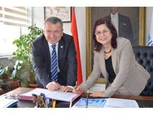 İş-kur İle Çaycuma Belediyesi Protokol İmzaladı