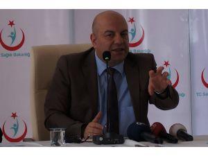 Erzurum'a çevre illerden 112 bin hasta geldi
