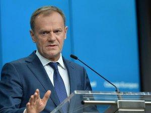 AB Konseyi Başkanı Tusk: Anlaşma İngiltere'nin özel statüsünü kuvvetlendiriyor