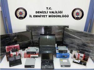 Denizli'de Hırsızlığa 1 Tutuklama