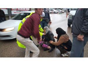 Bursa'da Kaza: 1 Yaralı
