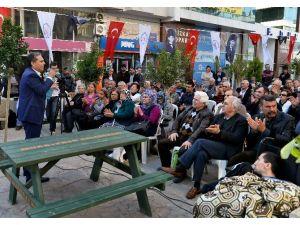 Muratpaşa Belediye Başkanı Ümit Uysal: