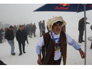 Tarihi kızak, ona uygun yol olmadığı için Ilgaz'da yarışamadı