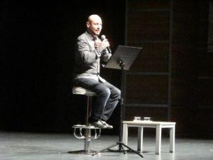 Yazar Kahraman Tazeoğlu, Okurlarıyla Buluştu