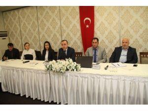 Kocaeli Büyükşehir İlçe Belediyelerle Geri Dönüşüm Toplantısı Yapıldı