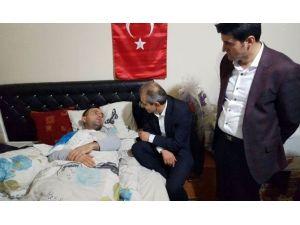 Cizre'de Yaralandı, Tekrar O Bölgeye Gitmek İstiyor