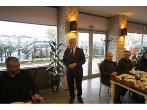 Bartın TSO 2. Ve 11. Meslek Komiteleri İstişare Toplantısı