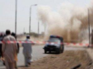 Pakistan'da Öğrencilerin Bulunduğu Bina Havaya Uçuruldu