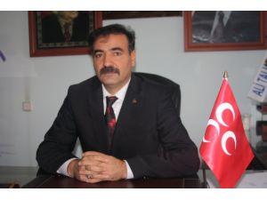 MHP'li Ali Demir: Doğru söyleyen hain ilan ediliyor