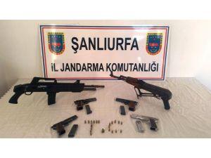 PKK'ya silah temin eden gruba operasyon: 8 gözaltı