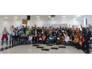 'Now We Move' Ulusal Koordinatörleri Muğla'da Toplandı