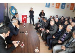 Milletvekili Mustafa Şahin'den Terör Örgütü PKK'ya 'Lağım Faresi' Benzetmesi