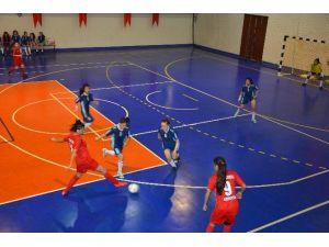 Gençler Futsal Yarı Finalleri Ortaca'da Yapıldı