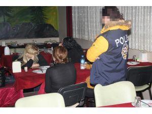 Iğdır'da işyeri denetimlerinde 4 gözaltı
