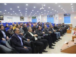 Türk Kızılay'ı Kırşehir Şubesi Olağan Genel Kurulu Yapıldı