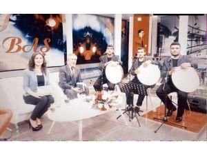 Grup Nur Geylani TRT Kurdi'ye Konuk Oldu
