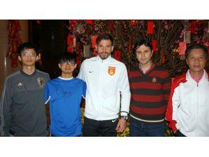 Beşiktaşlı Ersan Gülüm, Çin'i neden tercih ettiğini açıkladı